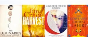 HARVEST, THE LUMINARIES & More Earn Spots on Man Booker Prize Shortlist