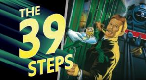 Bristol Riverside Theatre to Open 28th Season with THE 39 STEPS, 9/30-10/26