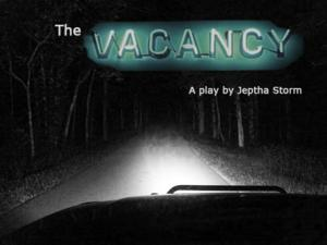 Jeptha Storm's THE VACANCY to Be Produced at the Lost Studio, 8/22-9/27