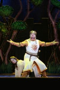 MONTY PYTHON'S SPAMALOT Plays The State Theatre Today