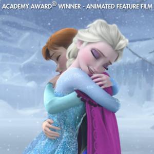Disney's OSCAR-Winning FROZEN Crosses $1 Billion Worldwide!