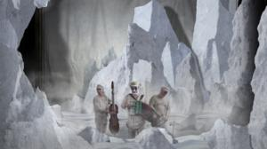 BWW Reviews: THE TIGER LILLIES: RIME OF THE ANCIENT MARINER, Queen Elizabeth Hall, August 30 2014