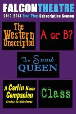 THE WESTERN UNSCRIPTED, CLASS and More Set for Falcon Theatre's 2014-15 Season