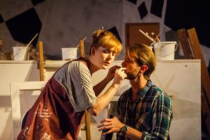 BWW Reviews: THE BLANK CANVAS, King's Head Theatre, August 31 2014