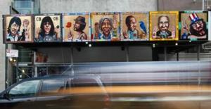 FABnyc Awards Five Finalists of 'FABLES' 2014 Public Art Project