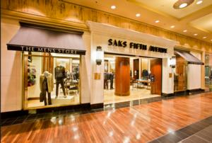 Saks Fifth Avenue to Open New Store at Toronto Eaton Centre