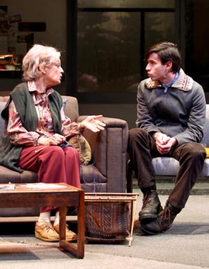 BWW Reviews: Funny and Touching REST Makes World Premiere at South Coast Rep