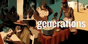 Soho Rep & PlayCo to Present GENERATIONS, 9/30-10/26