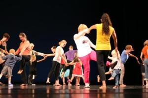 Repertory Dance Theatre to Open 2014-15 Ring Around the Rose Season on 9/13