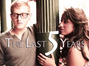 Bayou City Theatrics Opens 2014 Season with Jason Robert Brown's THE LAST FIVE YEARS, 9/5-13