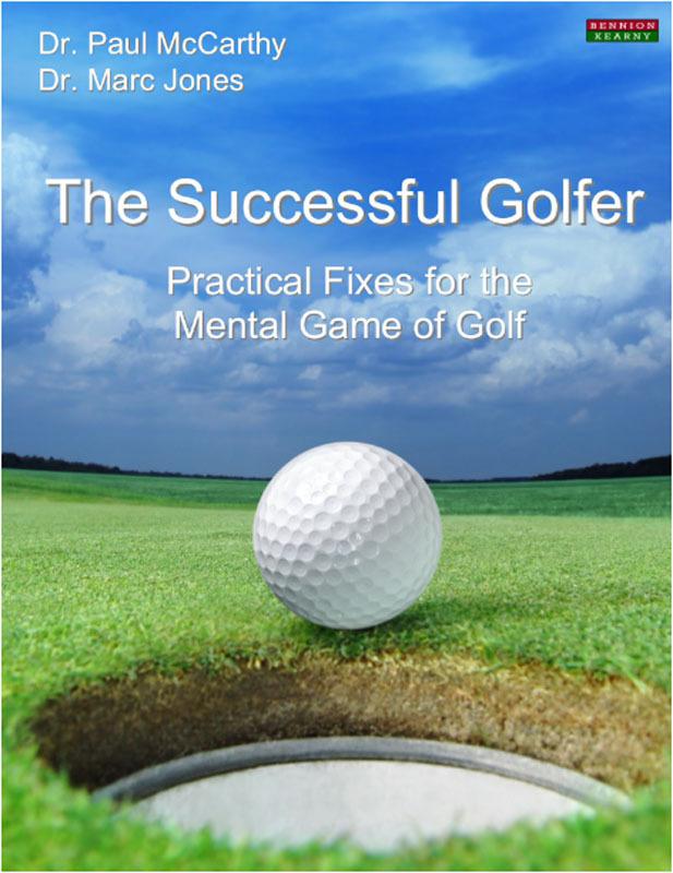Bennion Kearny Announces 'Golf Tough'