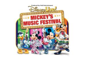 Morris Performing Arts Center Presents DISNEY LIVE! MICKEY'S MUSIC FESTIVAL Today