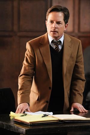 Michael J. Fox Headed Back to CBS' THE GOOD WIFE