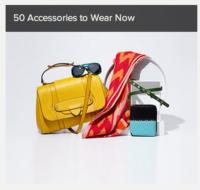 Daily Deal 2/18/13: Spring Accessories