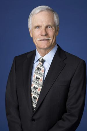 Ted Turner Honored at 35th Sports EMMY Awards