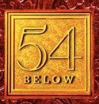 54 Below's WBGO Jazz Series Begins 4/2