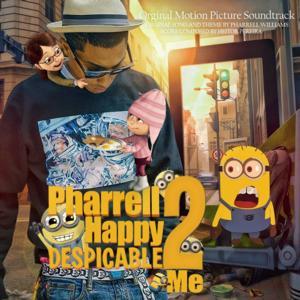 Pharrell's 'Happy' Finally Becomes No. 1 on Hot 100