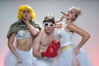 Built for Collapse Presents NUCLEAR LOVE AFFAIR at HERE Arts Center, 9/20-10/6