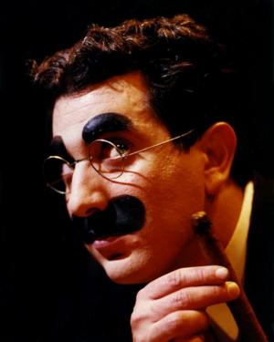Queens Theatre to Present Frank Ferrante's AN EVENING WITH GROUCHO, 3/28-30