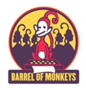 Barrel of Monkeys' THAT'S WEIRD, GRANDMA: Back to School Edition Begins 9/8