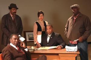 BWW Reviews: August Wilson's Powerful, Profound RADIO GOLF at American Stage