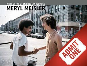 Meryl Meisler Set for 'A TALE OF TWO CITIES' Book Signing at the Strand, 7/24