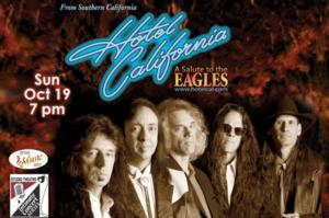 King Center to Present HOTEL CALIFORNIA A SALUTE TO THE EAGLES, 10/19; Tickets on Sale 7/25