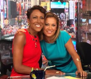 GMA's Robin Roberts Launches ROCK'N ROBIN Productions