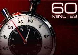 CBS's 60 MINUTES Makes Top 5 & Wins Timeslot