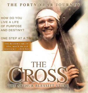 TBN to Present Award Winning Film THE CROSS: THE ARTHUR BLESSITT STORY