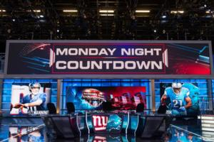ESPN to Unveil New NFL Studios This Week on SUNDAY NFL COUNTDOWN
