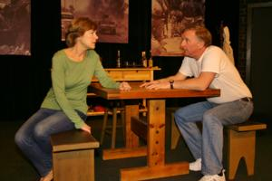 BWW Reviews: TIME STANDS STILL in Stratford