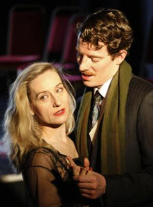 BWW Reviews: THE FAT MAN'S WIFE, Canal Cafe Theatre, February 15 2014