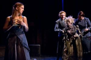 BWW Reviews: THE WOODSMAN Is a Charming Night at the Theatre