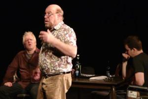 BWW Reviews: DANGEROUS TO DANCE WITH and Hard to Sit Through at the KC Fringe Festival