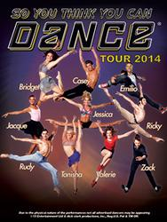 SO YOU THINK YOU CAN DANCE Tour to Returns to DPAC This November