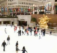 The Rink at Rockefeller Center Opens For The Season