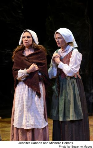 BWW Reviews: Sequel to The Crucible ABIGAIL/1702 Mesmerizes at ICT