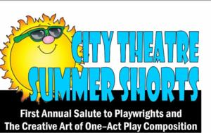 St. Petersburg City Theatre to Present SUMMER SHORTS 2014, 8/15-17