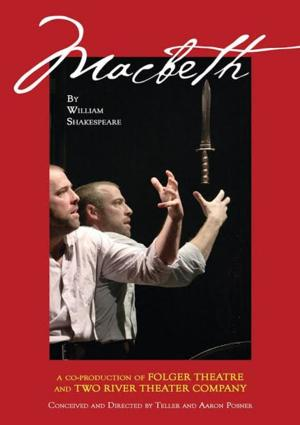 Free Screening of Folger Theatre's MACBETH at Carter Barron Ampitheater on 8/23