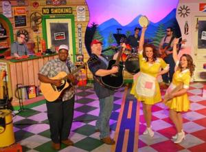 Texas Repertory Theatre's PUMP BOYS & DINETTES Continues Through Aug 3