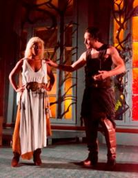 BWW Reviews: JULIUS CAESAR and Game of Thrones Cross Swords at Griot Theatre