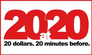 Off Broadway Alliance's 20at20 Returns this Month