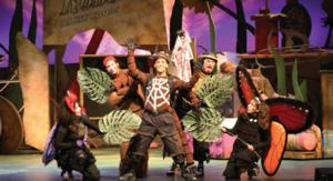 DIARY OF A WORM, A SPIDER, AND A FLY Comes to Wharton Center, 2/9