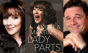 Andrea Martin to Discuss New Memoir Alongside Nathan Lane at 92Y