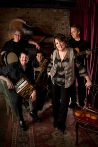 Eileen Ivers and Immigrant Soul to Perform at the Ordway in St. Paul, 3/17