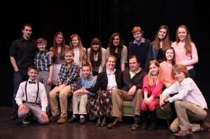 Fox Valley Rep to Present CHEAPER BY THE DOZEN, 3/27-5/18