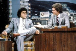 Jay Leno on Letterman's Retirement: 'He and I [will] Do Sunshine Boys on Broadway'