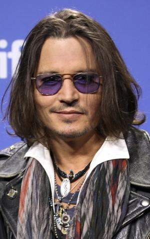 Johnny Depp to Receive Artisan Award from Make-Up Artists and Hair Stylists Guild