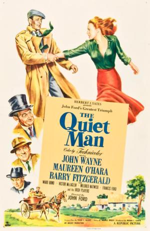Alamo Drafthouse Cinema Presents Saint Patrick's Day Celebration, Featuring THE QUIET MAN Screening, 3/17